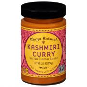Maya Kaimal Kashmiri Curry Mild Indian Simmer Sauce