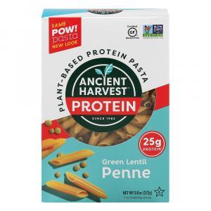 Ancient Harvest POW! Gluten Free Green Lentil Penne Pasta