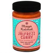 Maya Kaimal Jalfrezi Curry Indian Simmer Sauce Medium