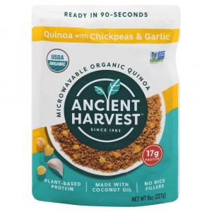 Ancient Harvest Organic Quinoa with Chickpeas & Garlic