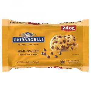 Ghirardelli Semi Sweet Baking Chips