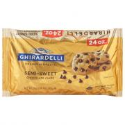 Ghirardelli Semi Sweet Baking Chips
