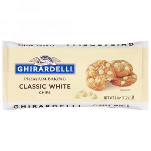 Ghirardelli Classic White Premium Baking Chips