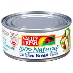 Valley Fresh Chunk Chicken