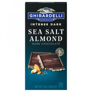 Ghirardelli Sea Salt Chocolate Bar