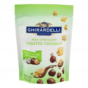 Ghirardelli Milk Chocolate Toasted Coconut