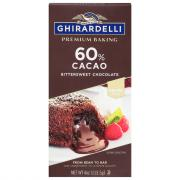 Ghirardelli Bittersweet Chocolate Premium Baking Bar