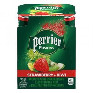 Perrier & Juice Strawberry Kiwi