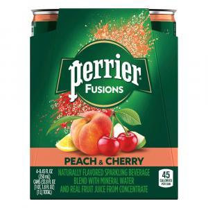 Perrier & Juice Peach Cherry