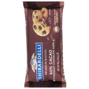 Ghirardelli Baking Chips 60% Cacao Bittersweet Chocolate