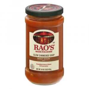 Rao's Italian Style Beef Stew Soup