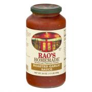 Rao's Roasted Garlic Pasta Sauce