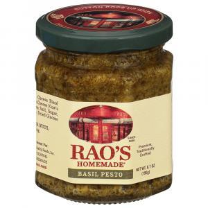 Rao's Homemade Basil Pesto Sauce