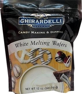 Ghirardelli White Candy Making Wafers