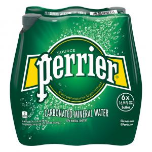 Perrier Original Sparkling Natural Mineral Water