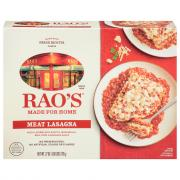 Rao's Family Size Meat Lasagna