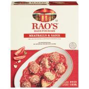 Rao's Family Size Meatballs & Sauce