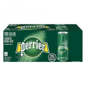 Perrier Regular Sparkling Mineral Water