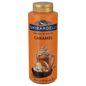 Ghirardelli Chocolate Caramel Sauce