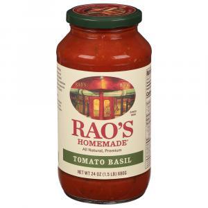 Rao's Tomato & Basil Pasta Sauce