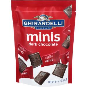 Ghirardelli Dark Chocolate Minis