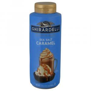 Ghirardelli Sea Salt Caramel Sauce