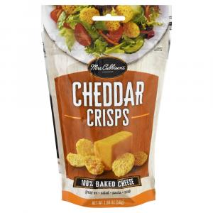 Mrs. Cubbison's Baked Cheese Cheddar Crisps