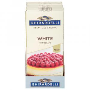 Ghirardelli White Chocolate Premium Baking Bar