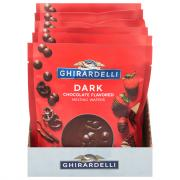Ghirardelli Dark Chocolate Melting Wafers