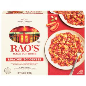 Rao's Rigatoni Bolognese
