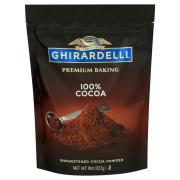 Ghirardelli Unsweetened Cocoa Pouch