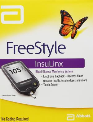 FreeStyle Insulinx Monitoring Kit