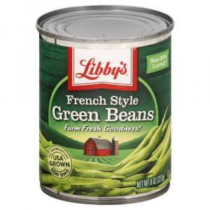 Libby's French Style Green Beans