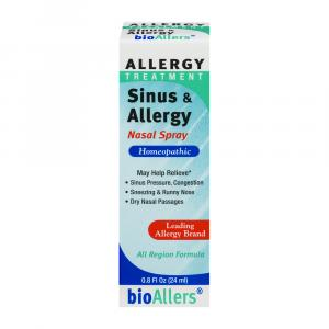 NatraBio Allergy & Sinus Nasal Spray