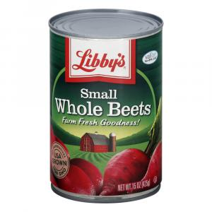 Libby's Small Whole Beets