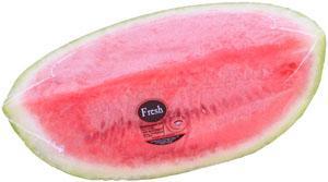Watermelon Sliced Quarters