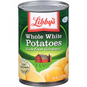Libby's Whole White Potatoes