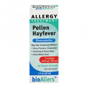 Natrabio Pollen & Hayfever Treatment