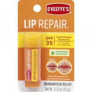O'Keeffe's Lip Repair SPF 35 Lip Protectant/Sunscreen