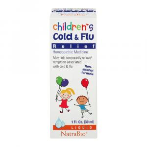 Natrabio Children's Cold & Flu