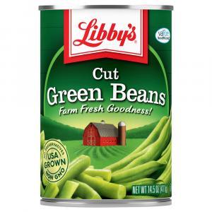 Libby's Cut Green Beans