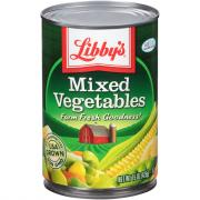 Libby's Mixed Vegetables