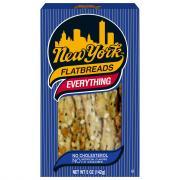 New York Everything Flatbread