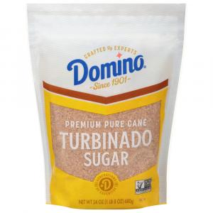Domino Demerara (Washed Raw) Cane Sugar
