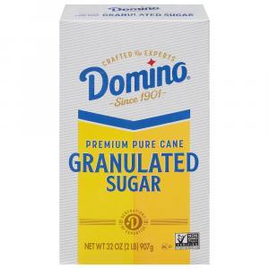 Domino Granulated Sugar