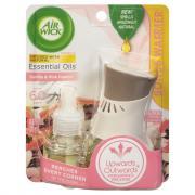 Air Wick Vanilla & Pink Papaya Fragrance Warmer & Refill