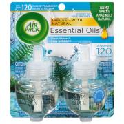 Air Wick Fresh Water Scented Oil Refills