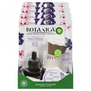 Air Wick Botanica Starter Kit Lavender Honey Blossom