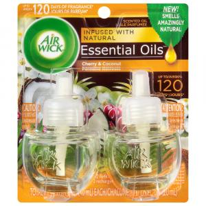 Air Wick Life Scents Paradise Retreat Refill Scented Oil
