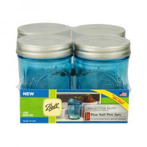 Ball Blue Half Pint Canning Jar
